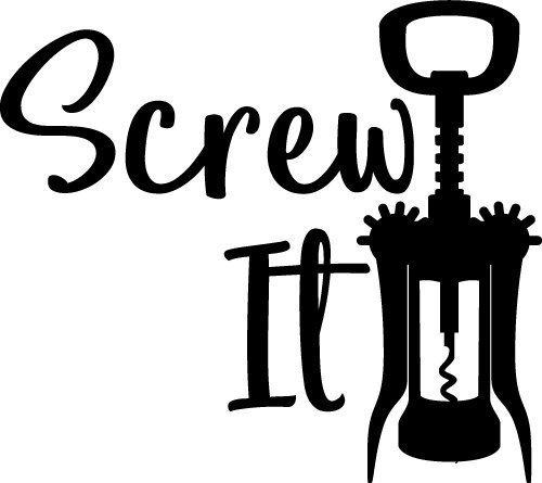 Screw It SVG