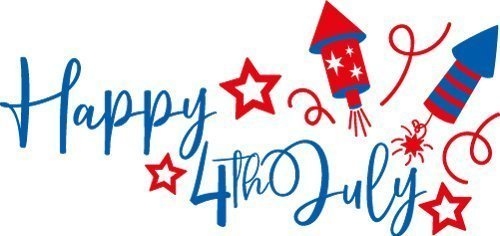 Independence Day 4th July SVG