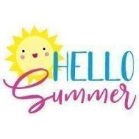 Quote Hello Summer SVG