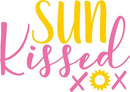 Sun Kissed SVG