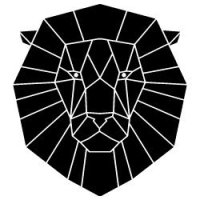 Lion Polygon SVG