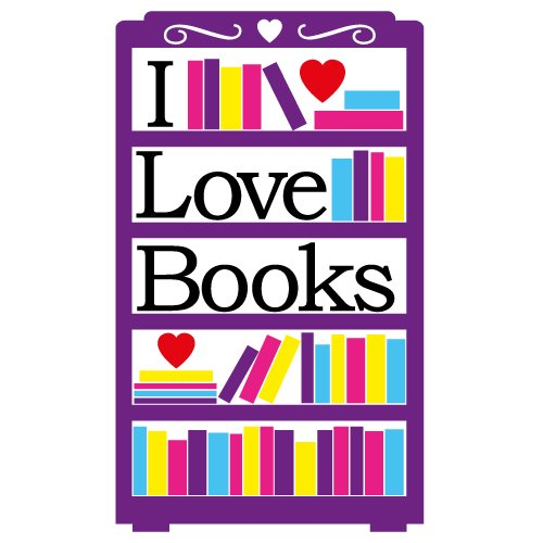 Free SVG Files | SVG, PNG, DXF, EPS | Quote I Love Books