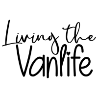 Quote Living The Vanlife SVG