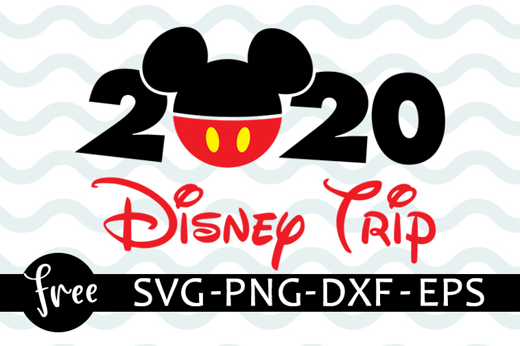 Disney Trip 2020 Svg Free Disney Svg Free Disney Vacation Svg Instant Download Shirt Design Free Vector Files Disneyland Svg Free 0194 Freesvgplanet