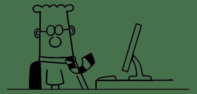 Election 2016: Dilbert Version
