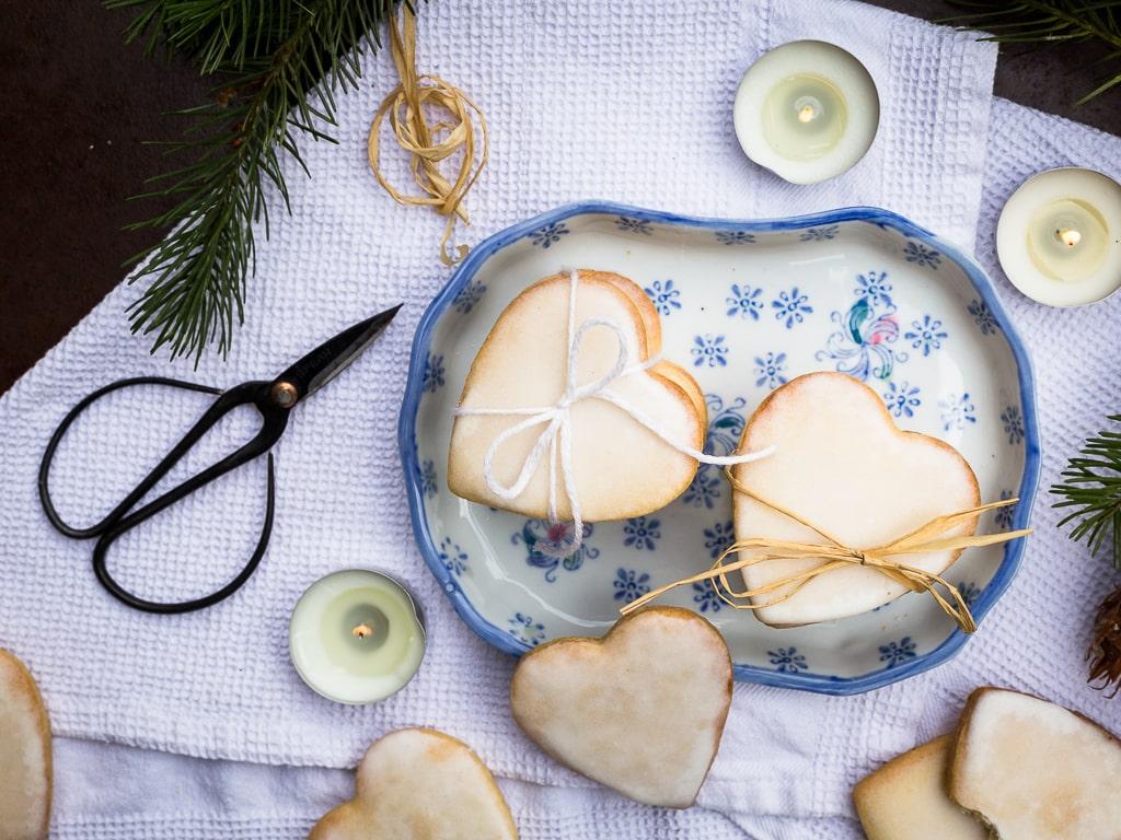Biscuits au Citron ♡