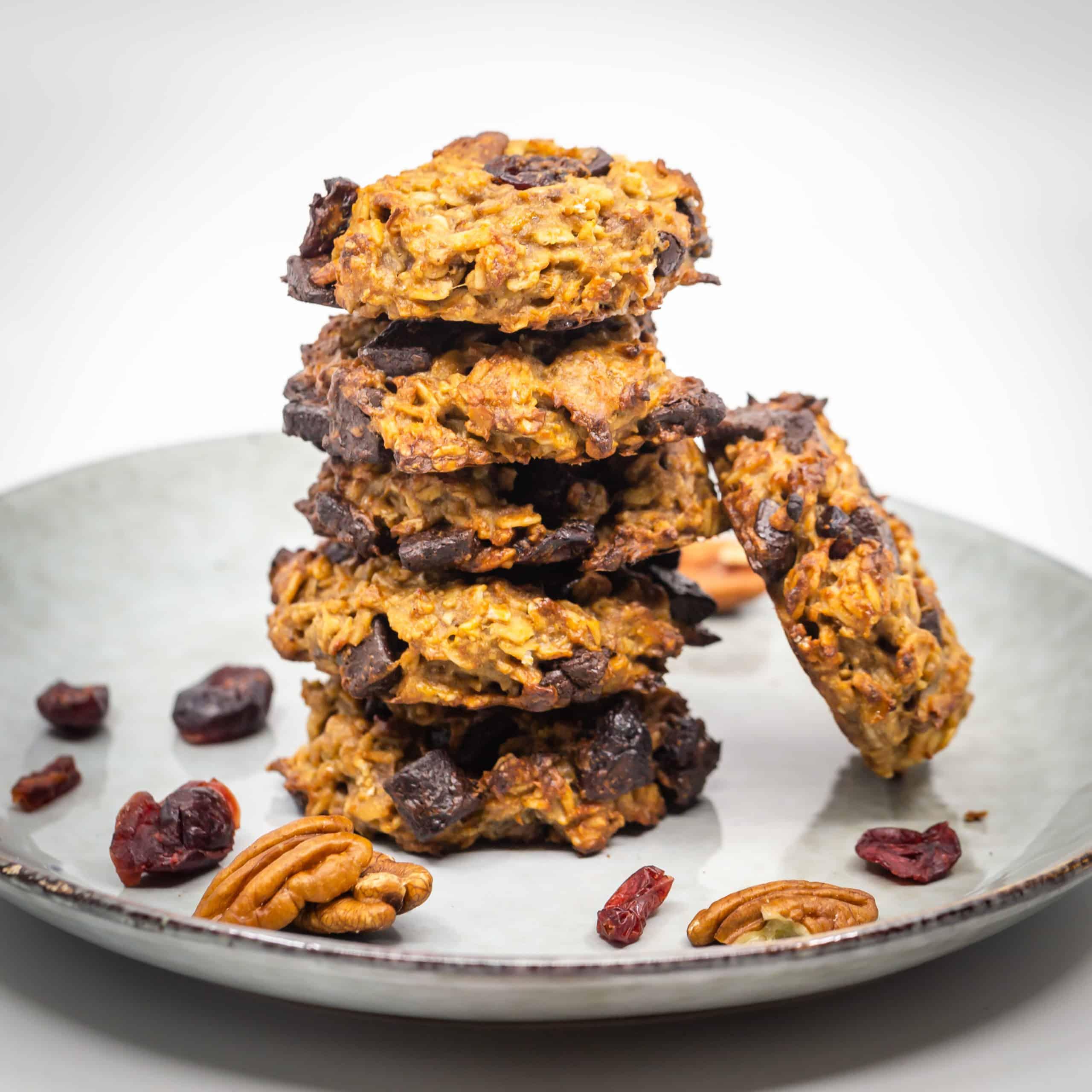 Cookies Vegan au Beurre de Cacahuète