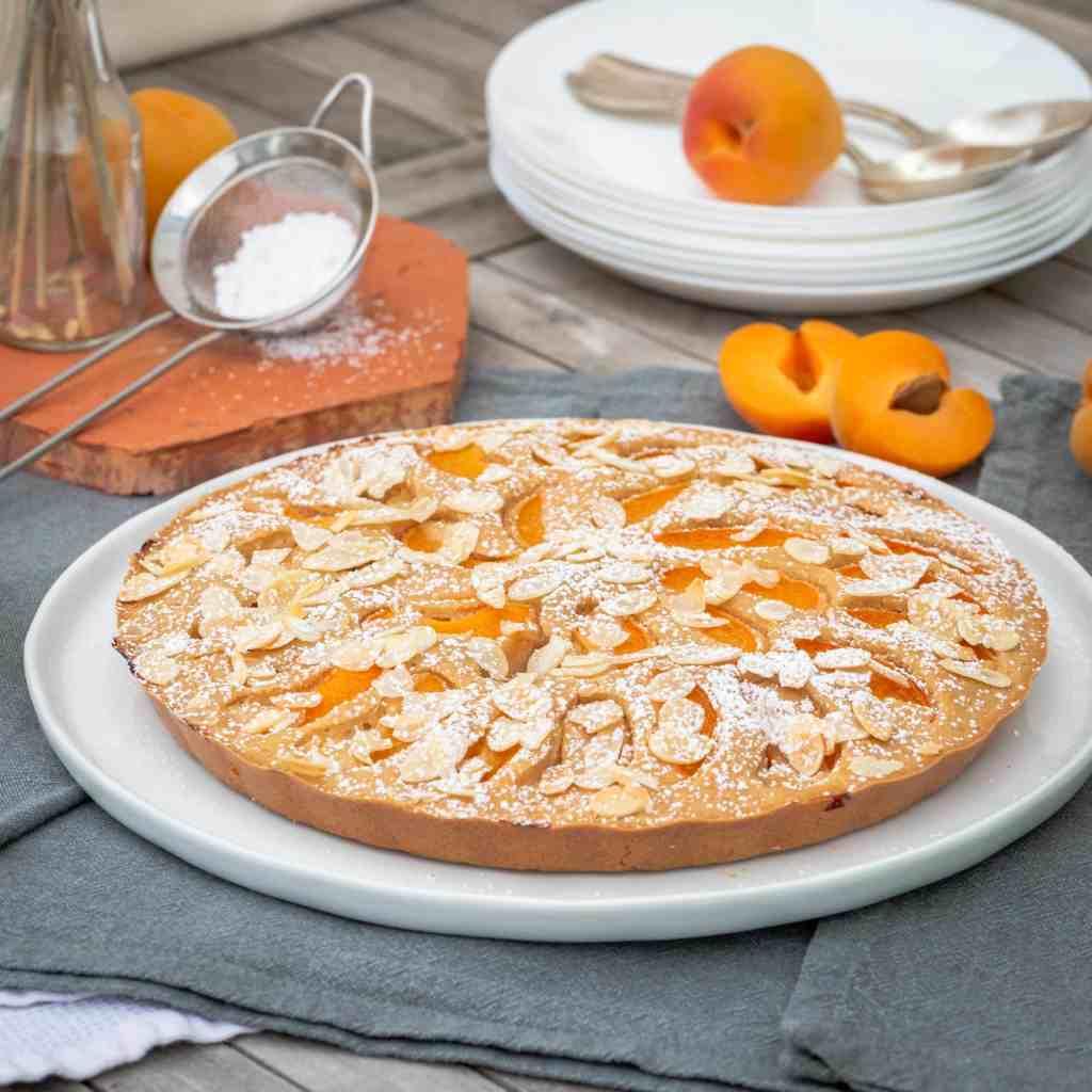 Une recette de moelleux aux abricots et à l'amande Recette vegan, végétalienne !