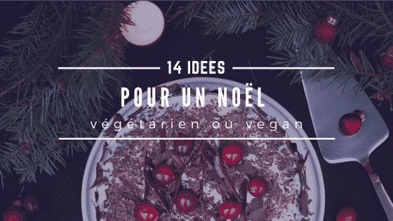 Nos 14 idées de plats pour un Menu de Noël Végétarien ou Vegan