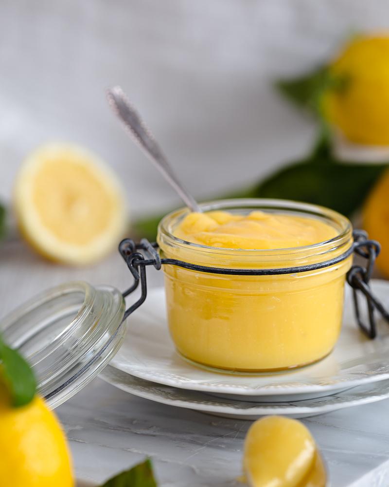 Lemon Curd (Facile et Rapide)