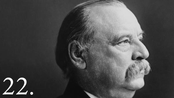 When Grover Cleveland, an assimilation supporter, started his first term, an estimated 260,000 American Indians lived on 171 reservations comprising 134 million acres of land in 21 states. Whitehouse.gov