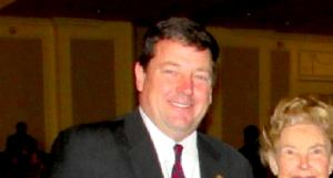 Former Missouri GOP head Ed Martin with Phyllis Schlafly (Facebook.com).