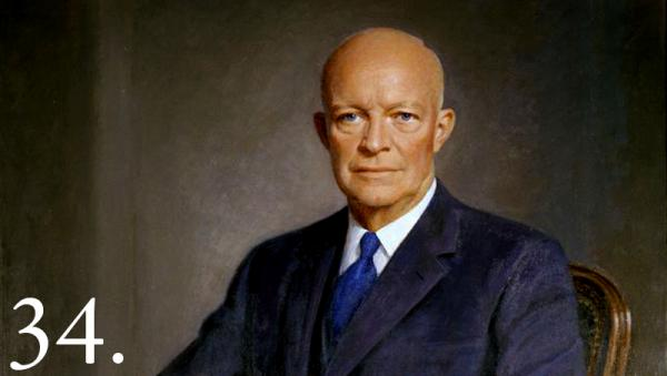 Although Dwight D. Eisenhower did not play a direct role in implementing Indian termination policies, he agreed in principle with the goals of termination.