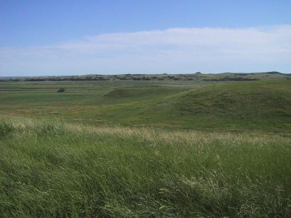 Courtesy LandofDakota.com Cannonball Ranch, which is full of sacred burial sites and artifacts, was sold on September 22 to Dakota Access LLC.