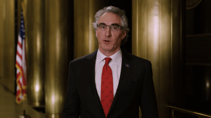 A YouTube video from North Dakota's new Gov. Doug Burgum. More of the same about Standing Rock.