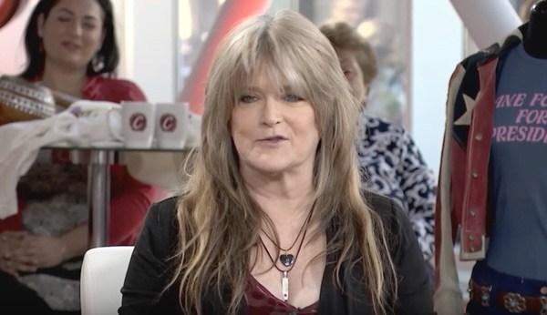 Susan Olsen.