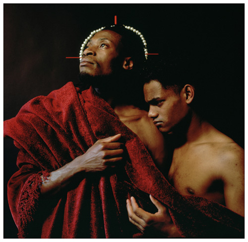 Every Moment Counts, 1989, Rotimi Fani-Kayode.