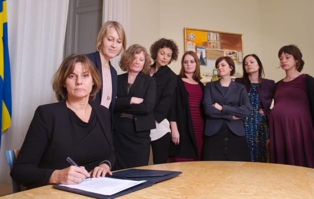 Isabella Lovin / Swedish government.