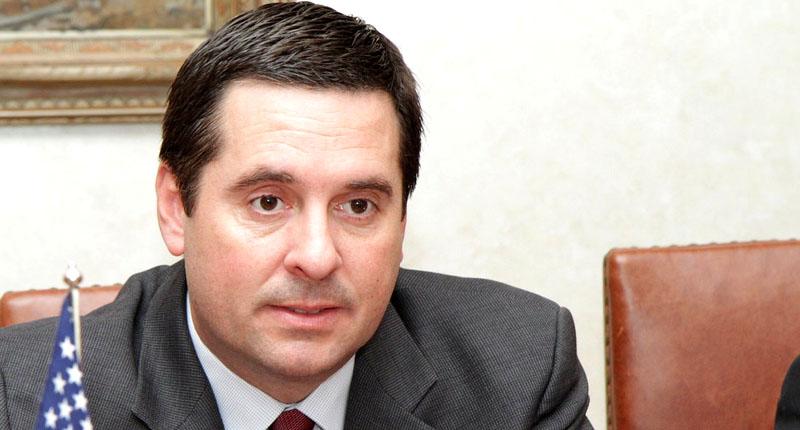 Republican congressman Devin Nunes (Latvian Foreign Ministry/Flickr).
