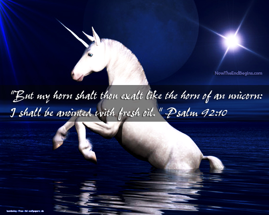 Unicorns In The Bible: Lemme Guess, Unicorns