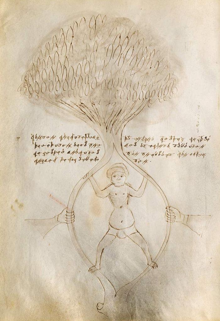 Heilender Baum, Healing Tree.