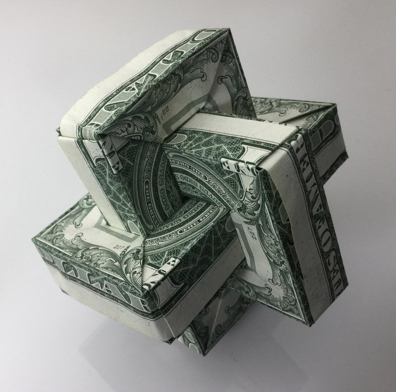 Dollar Bill Origami Multiple Bill Folds