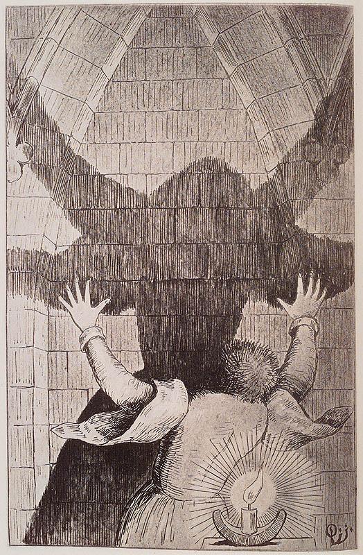 Stanislas de Guaita. Le Serpent de la Genèse: Le Temple de Satan. Paris : Librairie du Merveilleux, 1891.