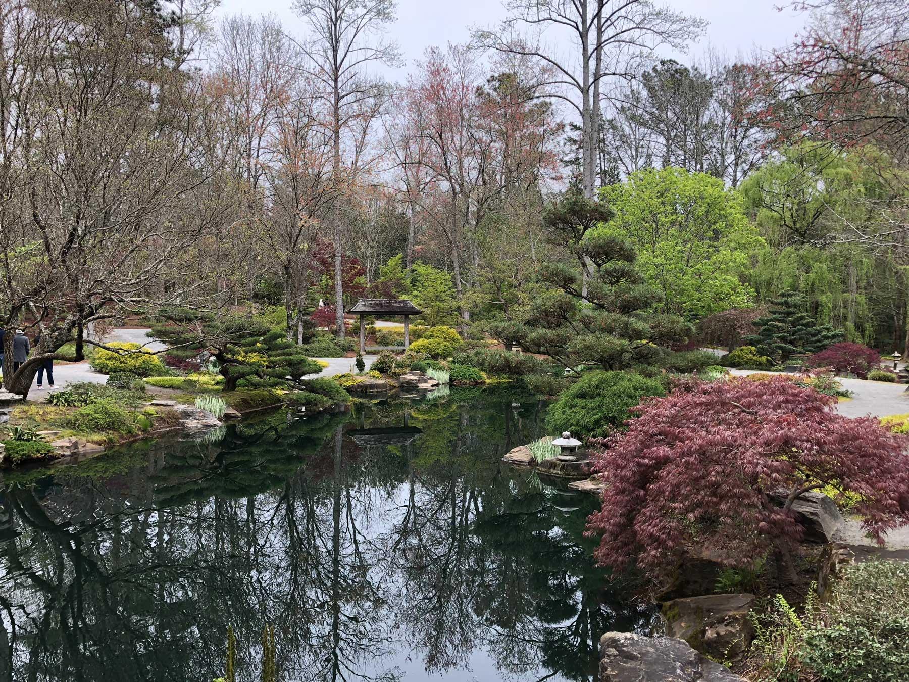 Botanical Garden Walk