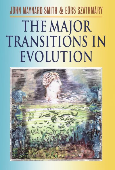 The Major Transitions in Evolution cover
