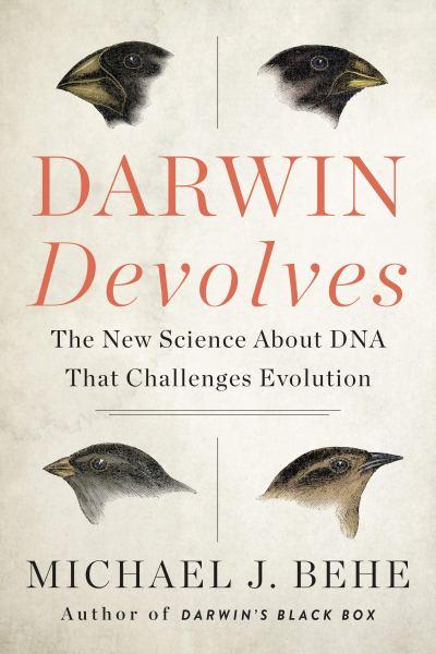 Darwin Devolves cover