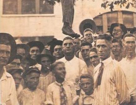 Lynching-Lige-Daniels-1920-Texas