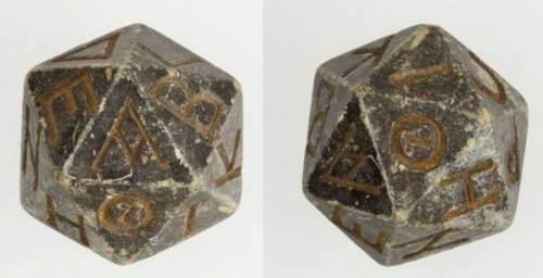 icosahedraldice