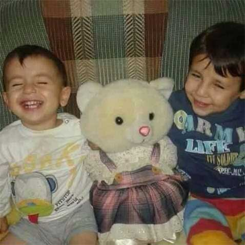 His name was Aylan Kurdi, and he was only 3 years old.