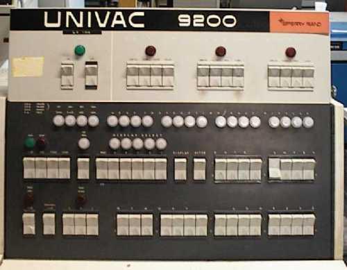 Univac9200b