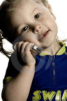 Free Stock Photo - Little girl
