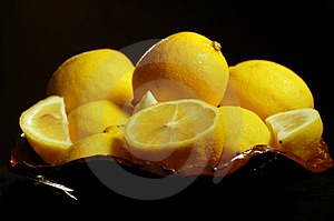Stock Photography - Lemons