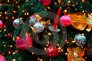 Stock Images - Christmas Ornaments