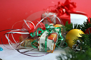 Free Stock Images - Christmas Presents