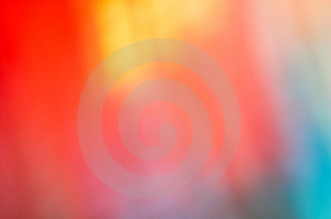 Free Stock Photo - Unfocused color lights background.