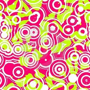 Stock Photo - Grunge Circles