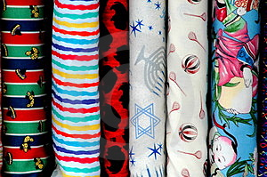 Stock Image - Fabric Stock