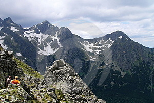 Stock Photography - The High Tatras Mountains, Slovakia