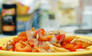 Stock Photography - Thai food - Stir fry