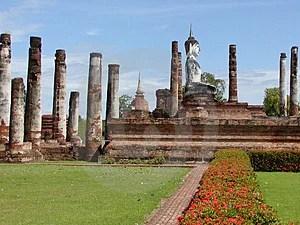 Stock Image - Sitting Buddha