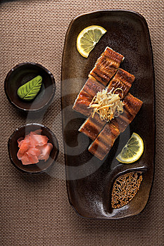 Free Stock Photography - Japanese Dinner