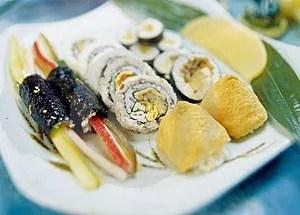 Free Stock Photo - Korean Food