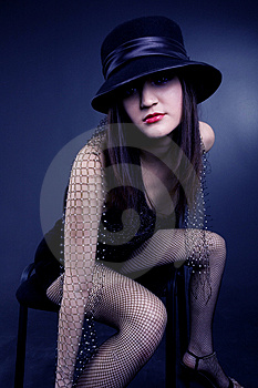 Stock Images - Sexy and glamorous