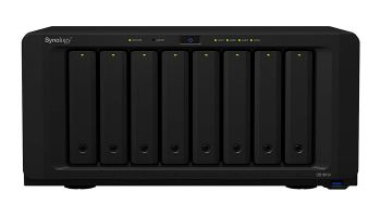 Synology DS1817+ Network Attached Storage (NAS) Review
