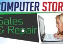 Computer Store (Sales and Repair) – My Work Experience