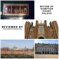 Hampton Court Palace Review | London | Family Days out |